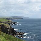 Coastline of Ireland by LVFreelancer