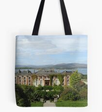 Bantry House Ireland Tote Bag