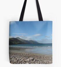 Beach in Ireland Tote Bag