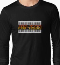 ARP-2600 Vintage Synth Long Sleeve T-Shirt