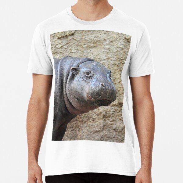Pygmy Hippopotamus Premium T-Shirt