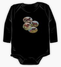 D1G1TAL-M00DZ ~ GALLIMAUFRY ~ My Horses 2 by tasmanianartist One Piece - Long Sleeve