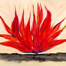 Hot Flames by Anne Gitto