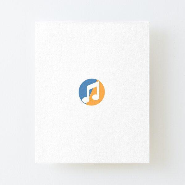 Jollification Music Canvas Mounted Print