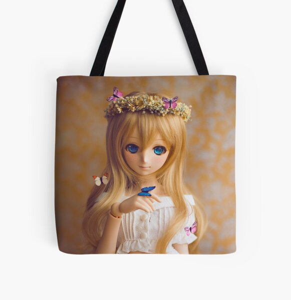 Reverie · Melocotón All Over Print Tote Bag