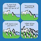 Penguicorn Insurrection by jezkemp