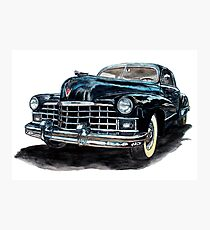 1947 Cadillac Photographic Print
