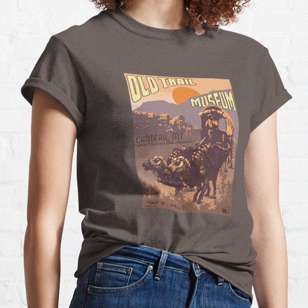 Old Trail Museum Classic T-Shirt