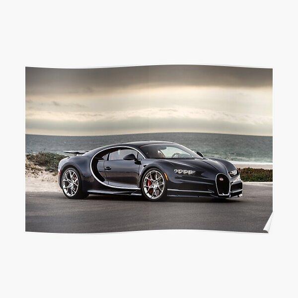 Bugatti Chiron Póster