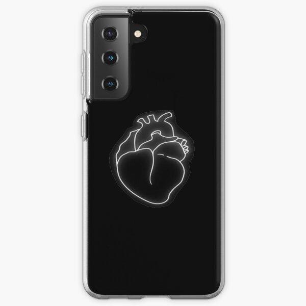 Coeur PNL / Peace And Lové Coque souple Samsung Galaxy
