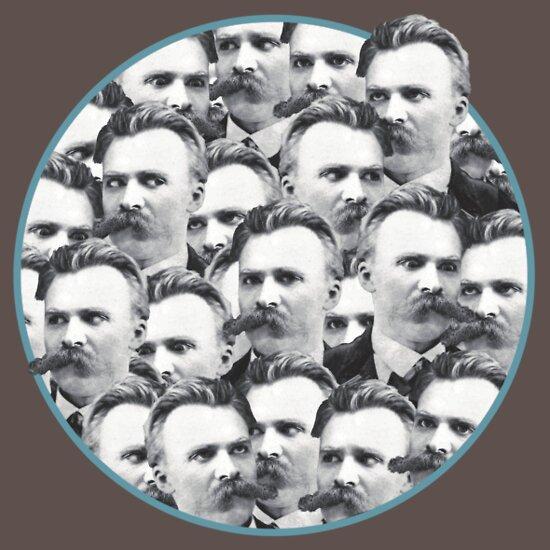 TShirtGifter presents: Sea of Nietzsches