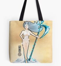 The White Queen Tote Bag