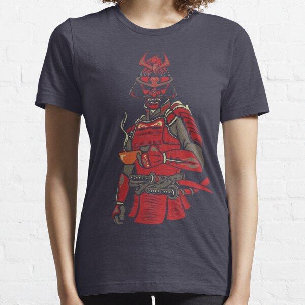 Samurai Caffe Camiseta esencial