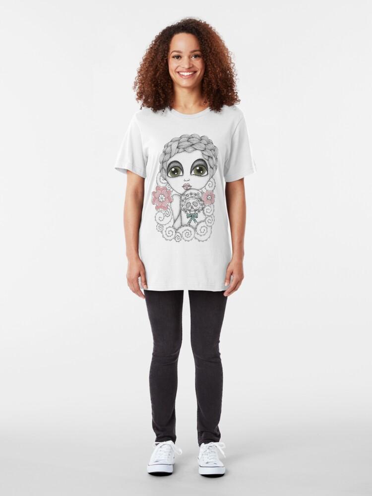 Alternate view of Rosalie Slim Fit T-Shirt