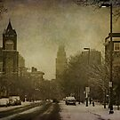 Winter on the Avenue by MClementReilly