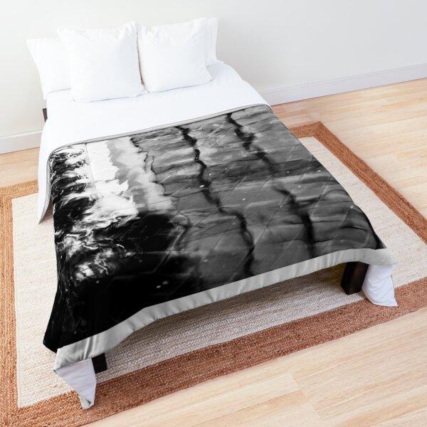 The Dark Silence of The Lake Comforter