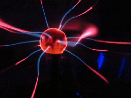 Tesla Ball by Jessica Ponce