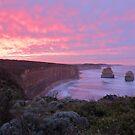 Sunrise near the Twelve by Tim Beasley
