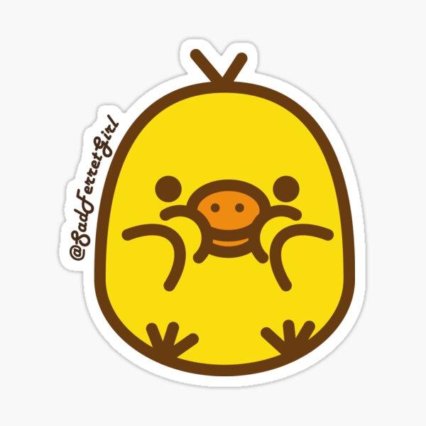 Kiiroitori - 02 Sticker