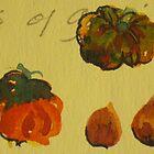 Tomatoe study II by kest standley