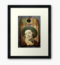 RANDom thoughts™: We've come to take our country back .2 Framed Print