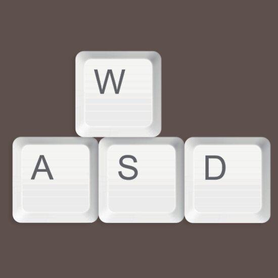 TShirtGifter presents: WASD