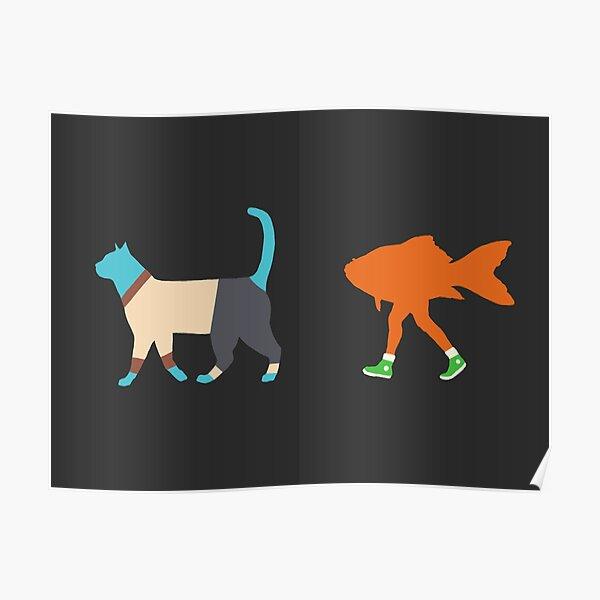 Gumball et Darwin Poster