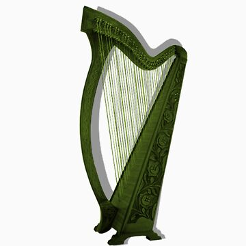 Green Harp  by SusieH