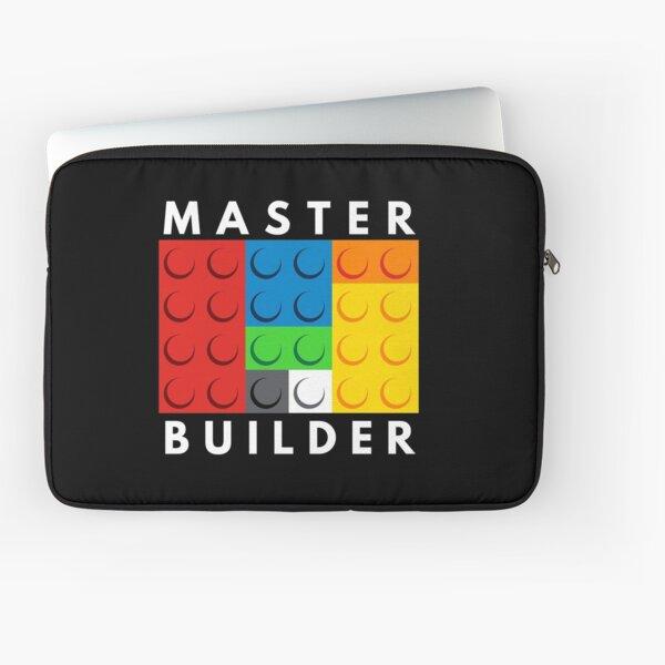 Master Builder Laptop Sleeve