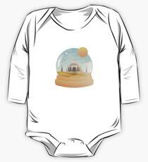 Sand Globe One Piece - Long Sleeve