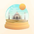 Sand Globe by moremo