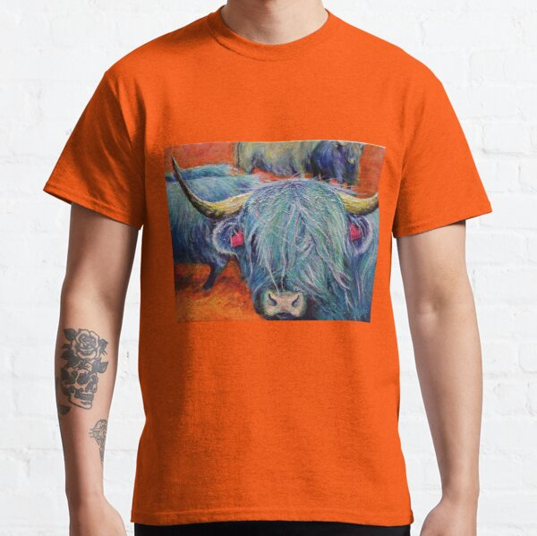 The Blue Coo Classic T-Shirt