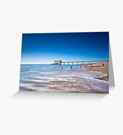 Selsey Lifeboat Station Greeting Card