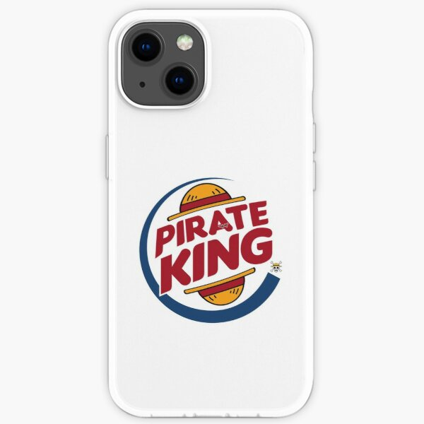 Pirate King (eventually) iPhone Soft Case
