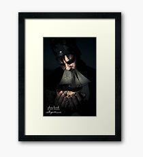 Theme: Evil Pirate Framed Print