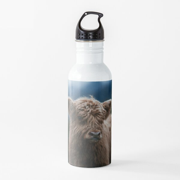 Baby Highland Cow Water Bottle