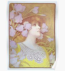 Paul Berthon Sarah Bernhardt Paul Poster