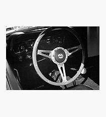 Mustang Shelby GT350 Photographic Print