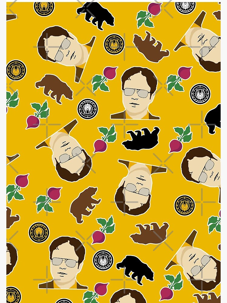 Dwight's Favorite Things by pickledbeets