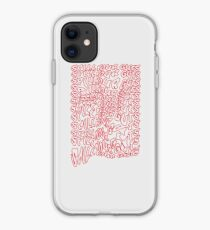 Spill Your Guts Design iPhone Case