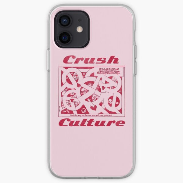 Crush Culture Maze iPhone Soft Case