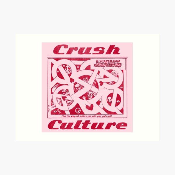 Crush Culture Maze Impression artistique