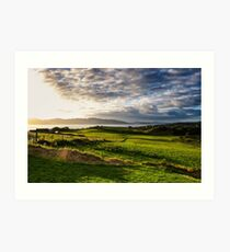 Lough Swilly Art Print