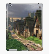 Dublin in ancient times iPad Case/Skin