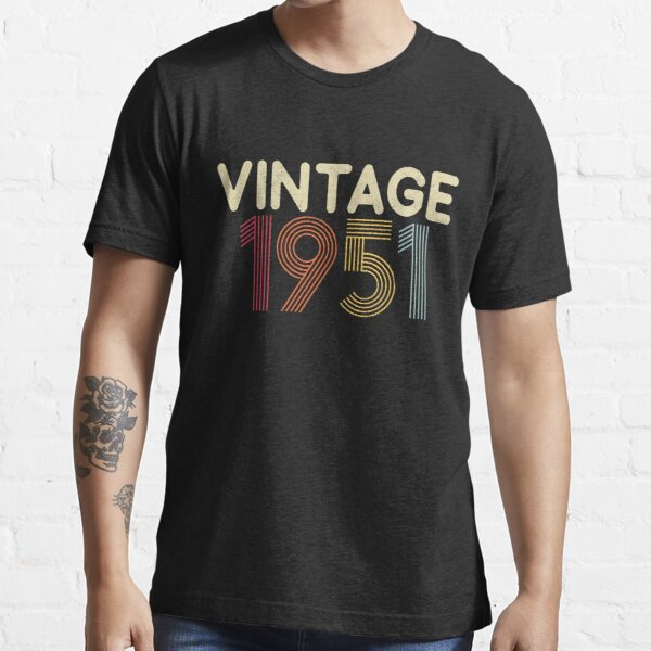 1951 Vintage Years Essential T-Shirt