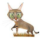 Jungle Cat by rohanchak