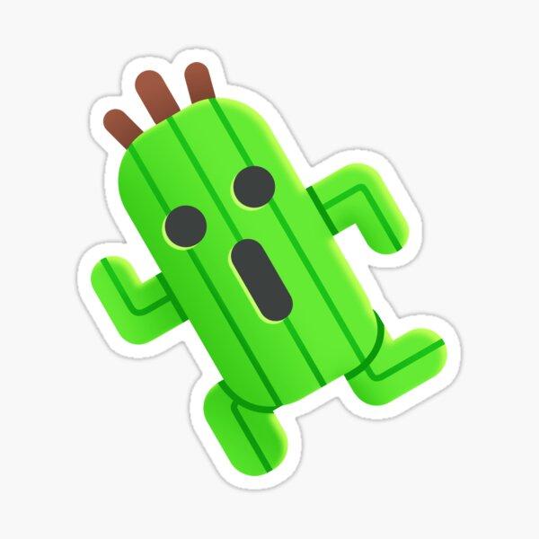 Lil' Cactuar Sticker