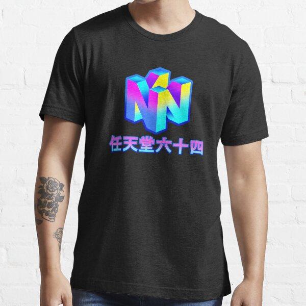Vaporwave N64 Logo Essential T-Shirt
