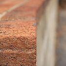 Brick Top Wall by Judi FitzPatrick