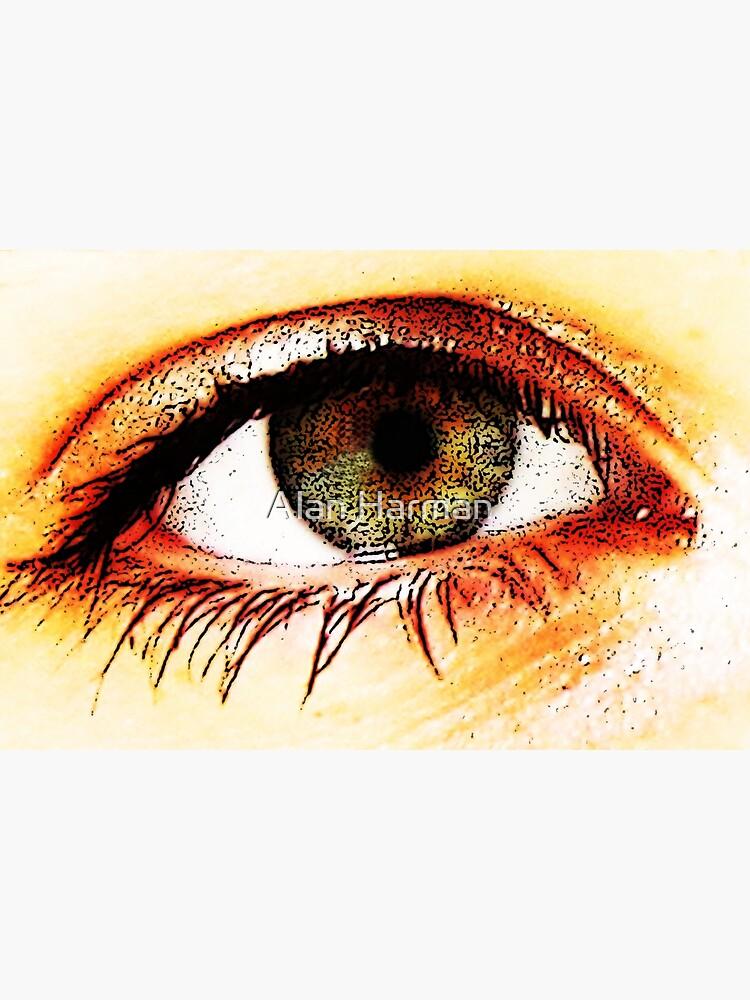 Eye by AlanHarman